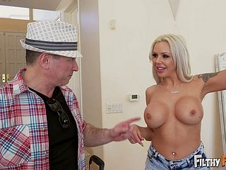 Filthyfamily - My Bill Mummy Is A Nudist